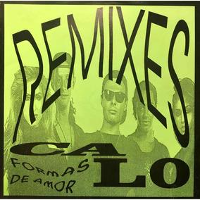 Calo Formas De Amor Album En Mercado Libre México