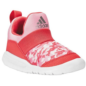 Tenis adidas Q4 Ot18 Bb3100 Rosa-coral 12-16 Envio Gratis