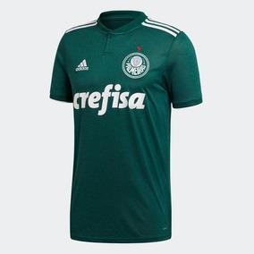 Camisa Retro Palmeiras Feminina - Camisas no Mercado Livre Brasil 87ce41e748be2