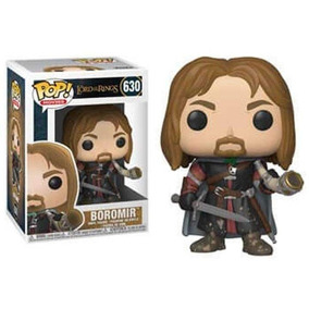 Funko Pop! Movies: The Lord Of The Rings - Boromir #630