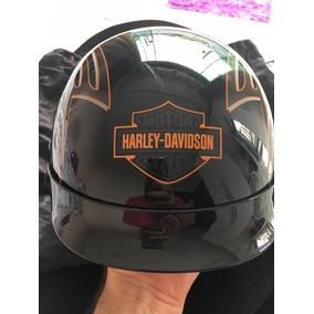 Capacete Aberto Harley Davidson, Original Frete Grátis