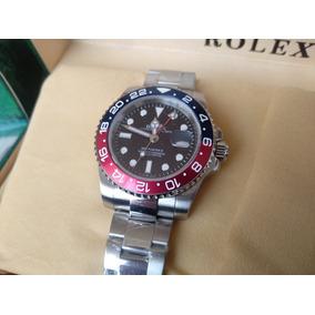 Reloj Rolex Gmt Master Ii Pepsi + Obsequio