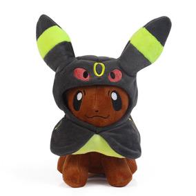 Umbreon - ¿centro Pokemon Eevee Poncho Vaporeon Umbreon-2902