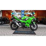Kawasaki Ninja 400cc Abs 0km 2019 Com 2 Anos De Garantia