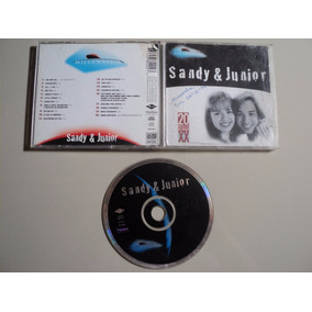 Cd Original - Sandy & Junior - Millennium ...