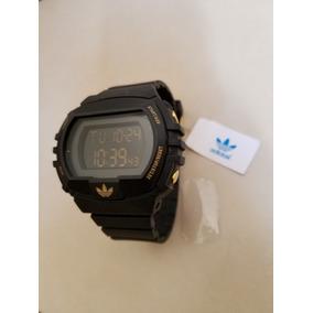buy online e44e5 5e615 Reloj adidas Originals Edicion Black Gold Difícil Conseguir