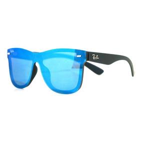 a760befdd7dcf Ray Ban Mask Espelhado - Óculos De Sol no Mercado Livre Brasil