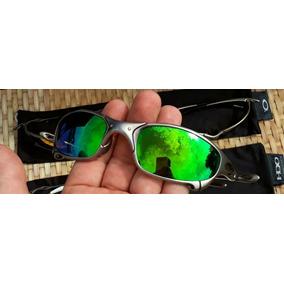 18ae61e48ab2b Juliet 24k Com Lente G26 De Sol Oakley - Óculos no Mercado Livre Brasil