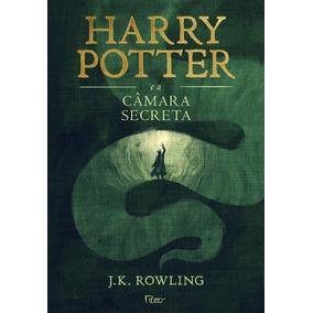 Livro Harry Potter E A Câmara Secreta - Capa Dura