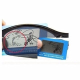 e5a663bdd41f4 Cartão Teste Para Lentes De Óculos Polarizado 1 Por Frete