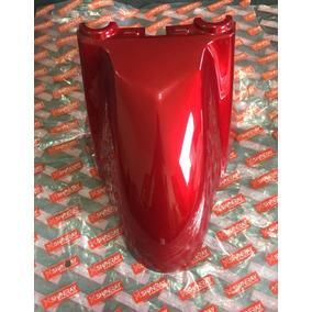 Paralama Dianteiro Shineray Scooter Qt2 Vermelho Original