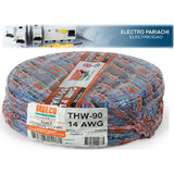 Cable Thw-90 Calibre 14 Awg Indeco