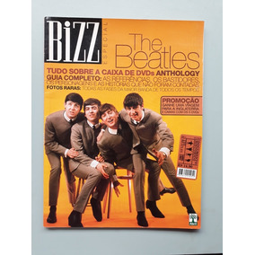 Revista Bizz Edição Especial The Beatles