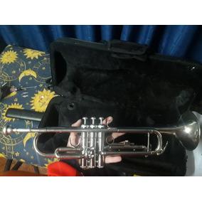 Trompeta Lincoln Wind+estuche De Cuero Y Aceite