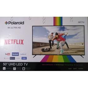 Tv Polaroid 50 4k Uhd Smart Led Tv (50t7u)