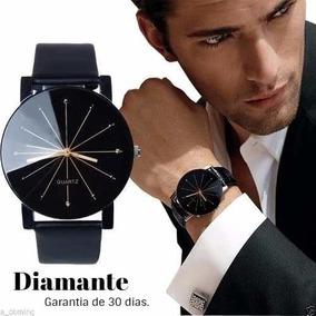 d836cef1ab9 Relogio Diamante - Relógios De Pulso no Mercado Livre Brasil