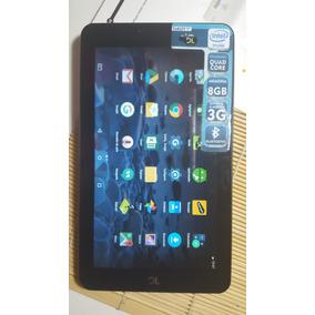 Tablet Dl X-quad Pro Branco Com Tela 7 , 8gb, Wi-fi, Bluetoo