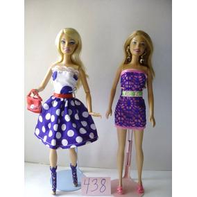 Ropa Vestidos Conjuntos Barbie Ken En Combo Con Calidad