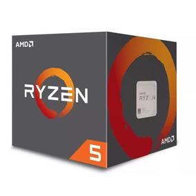 Procesador Amd 2da Generación Ryzen 5 2600x