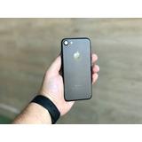 Iphone 7 32gb Matte Black Con Caja Perfecto Estado