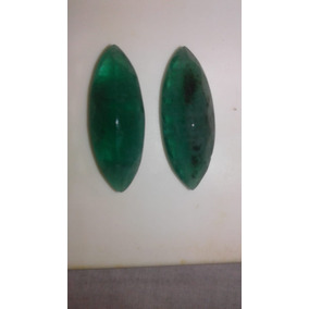 Esmeralda Lapidada - Lote Com 2 Pedras