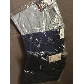 Camisa Lacoste - Camisa Masculino no Mercado Livre Brasil 2d3ea0f2e4