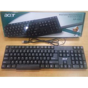 Teclado Dell Y Acer Usb 2.0 Nuevos