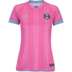 Gremio Outubro Rosa - Camisetas e Blusas no Mercado Livre Brasil 6ae4f1f4c8826