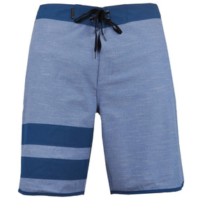 Bermuda Hurley Phantom Julian Elite - Bermuda Hurley Masculinas Azul ... c7b1b1ed139