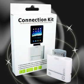 Conector Múltiple Para Ipad 5 En 1 Camera Connection Kit