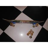 Vendo Skate 80 Soles Mas Ruedas Conbinadas