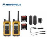Rádio Comunicador Motorola T400br Talkabout 56 Km Leia!!!