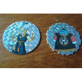 Elma Chips / Spiners Evolution Dragon Ball Z 2005 Cada