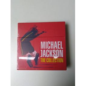 Box- Michael Jackson- The Collection-5 Cds-frete Grátis