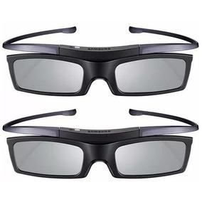 Kit 2 Óculos 3d Ssg-5100gb Para Tv Samsung - Original.