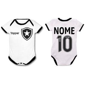 Body Botafogo Roupa Bebe Botafogo Queima De Estoque Barata b6a3786d5bee2