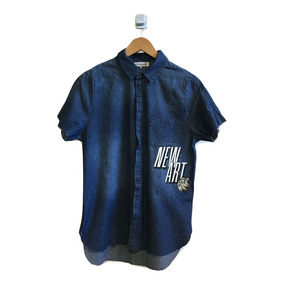 Camisa Jean Dama N+ North Sails New Art