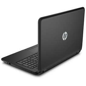 Notebook Hp Dual Core 4gb 500gb Dvdrw 15pol - Novo