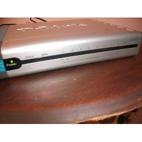 Router Vpn D-link Modelo Di-808hv ((8 Puertos))