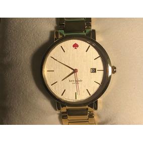 Reloj Dama Kate Spade New York Dorado Envio Gratis