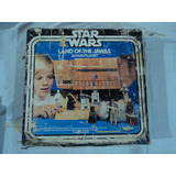 Star Wars Vintage Sand Crawler Diorama Land Of Jawas 70s