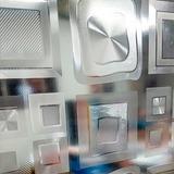Adesivo Jateado Texturizado Box Banheiro Vidros 2mx122cm Tr