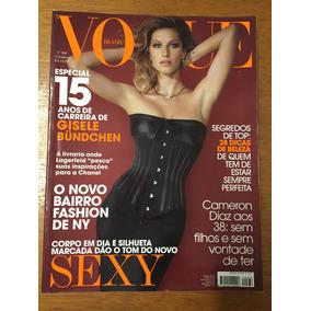fe419f2733f57 Revistas Vogue em São Bernardo do Campo no Mercado Livre Brasil