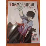Panini Manga Tokyo Ghoul Latino Tomos 1 Al 4 140000