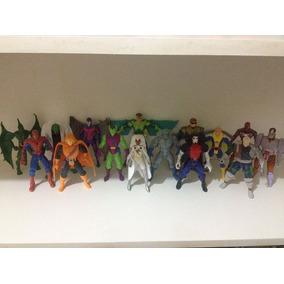 Lote De Bonecos Marvel Toy Biz