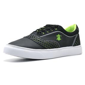 f158a0377e Sapato Casual Masculino - Sapatos Verde no Mercado Livre Brasil