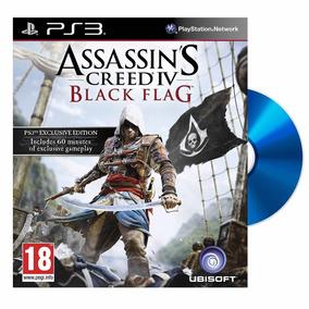 Juego Ps3 Fisico Assassins Creed Iv Black Flag Nuevo Sellado