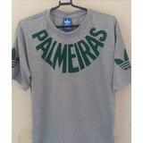 Camisa Palmeiras Cinza Home - Retrostore