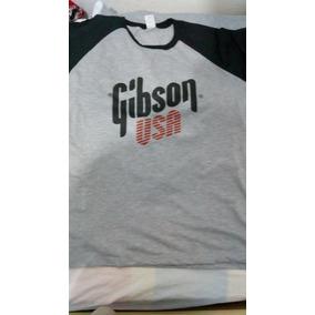 Camisa Personalizada Gibson!