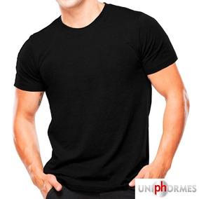12 Camisa Lisa 100% Poliester Camisetas Para Sublimação